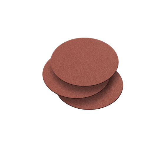 BDS150/G3-3PK 150mm 120 Grit 3 Pack of Self Adhesive Sanding Discs for BDS150