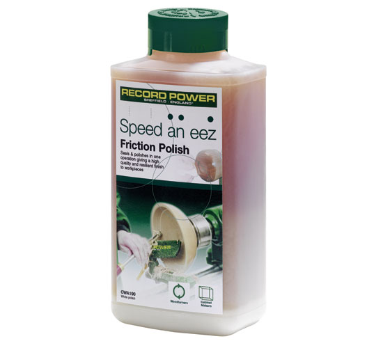 CWA190 Speed an eez Friction Polish Light 500ml* Obsolete *