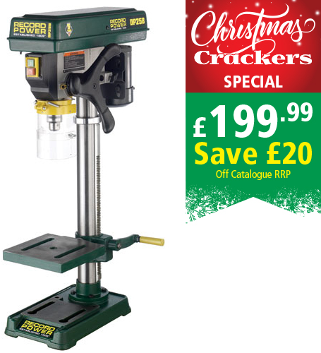 DP25B Bench Drill with 22