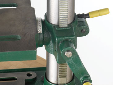 Rack and Pinion Rise & Fall