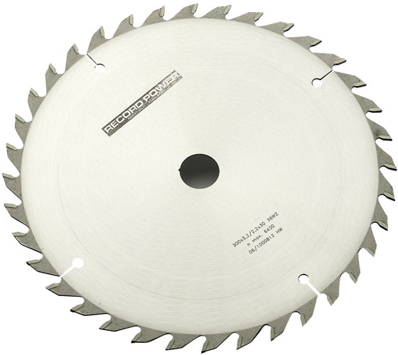 RPSB31580 315 mm X 30 mm Bore (Z=80 Teeth) TCG TCT Saw Blade