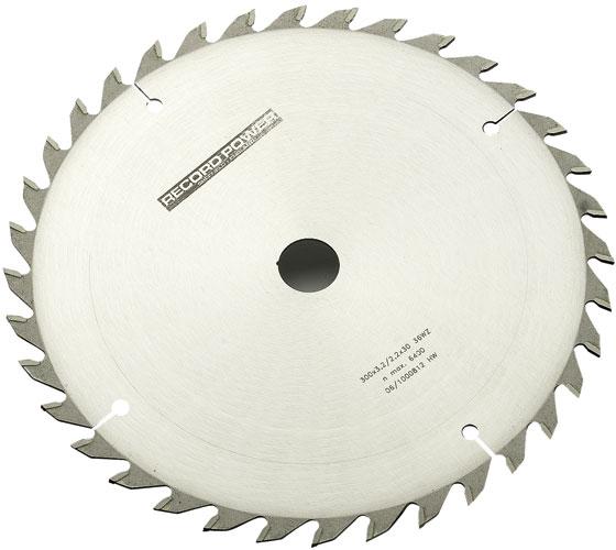 RPSBSS120 TCT Scoring Blade Split (2.8-3.6MM KERF), 120 mm Diameter x 20 mm Bore