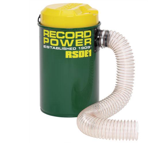 RSDE1 Fine Filter 45 Litre Extractor - HPLV