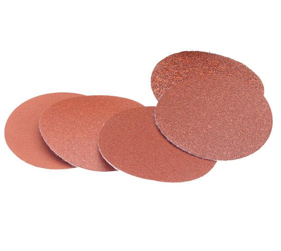 VD120 Pack of 20 50mm Velcro Sanding Discs 120 Grit