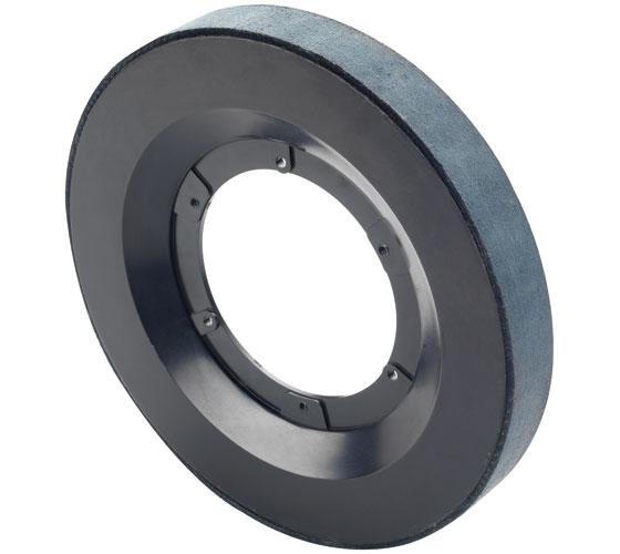 WG250/L Leather Strop Wheel