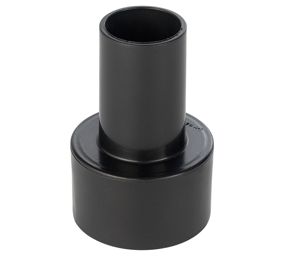 CVA250-50-100 2.5 Inch to 1.5 Reducer (BLACK)