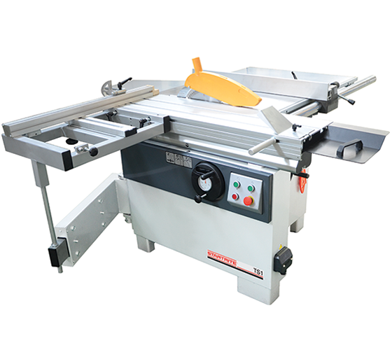 45002 TS1 Table Saw, 900mm Rip, 1200mm Sliding Table with Squaring Frame (400v 3Phase)