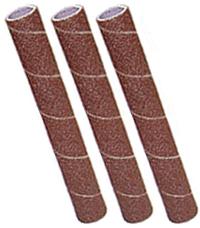 73005 3 Pack Sanding Sleeves, 60,80,120 Grit, 20mm x 140mm