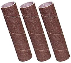 73007 3 Pack Sanding Sleeves, 60,80,120 Grit, 38mm x 230mm