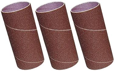73009 3 Pack Sanding Sleeves, 60,80,120 Grit, 76mm x 230mm
