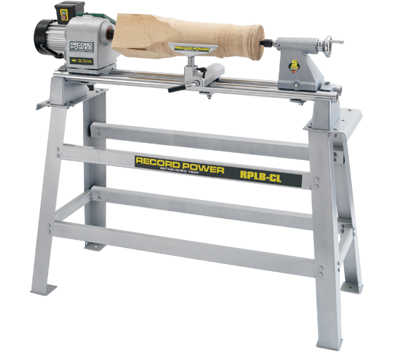 12103 CL3 Professional 5 Speed Lathe Package Deal With Leg Stand