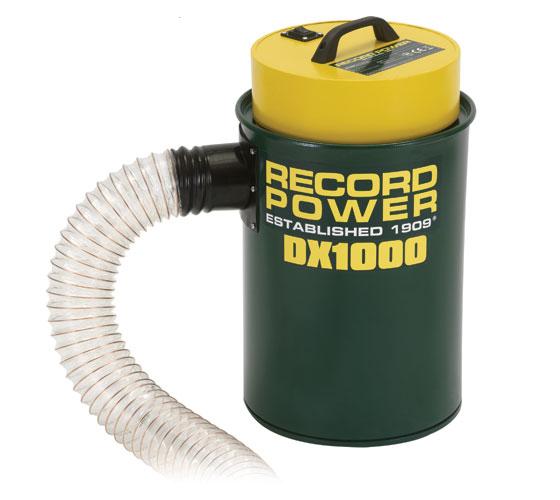 27000 DX1000 Fine Filter 45 Litre Extractor - HPLV