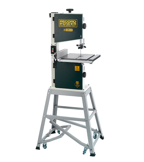 66500 Sabre 250 Bandsaw, 230v, (UK and European Lead Included)