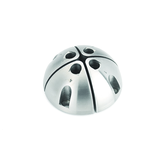 62301 Dome Jaws for Mini Chuck